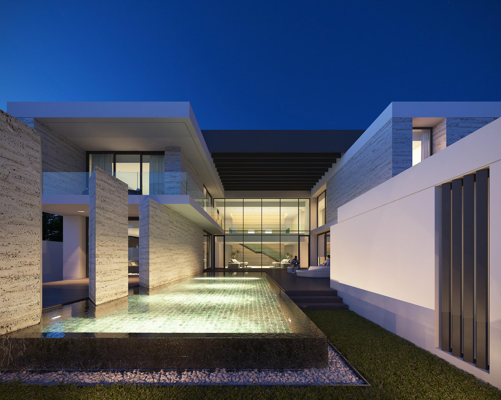 Private Villas. UAE 37125747132_83dffeea51_o