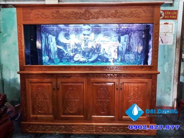 Hồ cá rồng a Dũng Quảng Ngãi