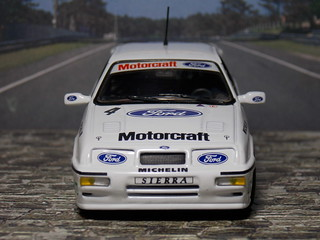 Ford Sierra RS Cosworth - Jarama 1988 - IXO