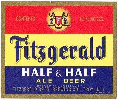 Fitzgerald-Half--Half-Labels-Fitzgerald-Bros-Brewing-Company