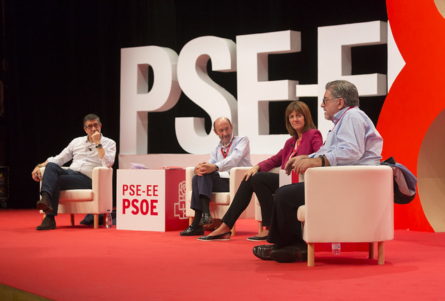 Mesa-coloquio: El fin de ETA. 8º Congreso del PSE-EE