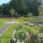 Walled Garden at Ashton Park Preston