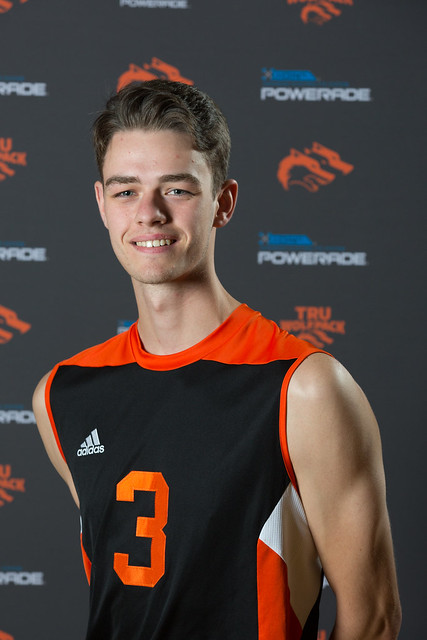 Men 39 S Volleyball Roster Wolfpack Athletics Thompson Rivers University