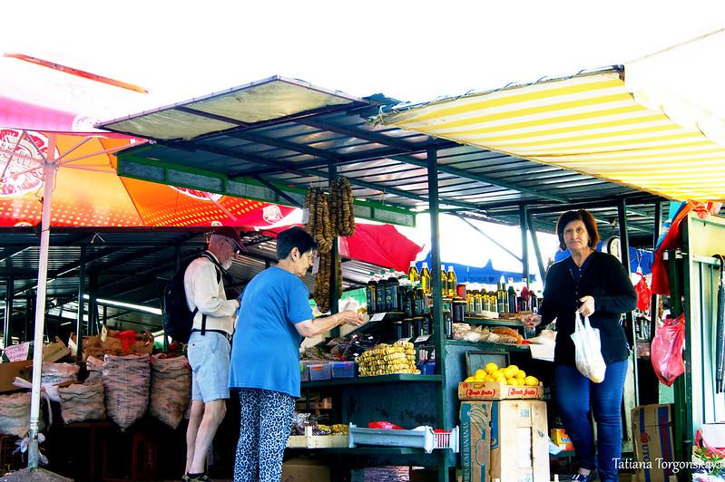 Херцегновский рынок