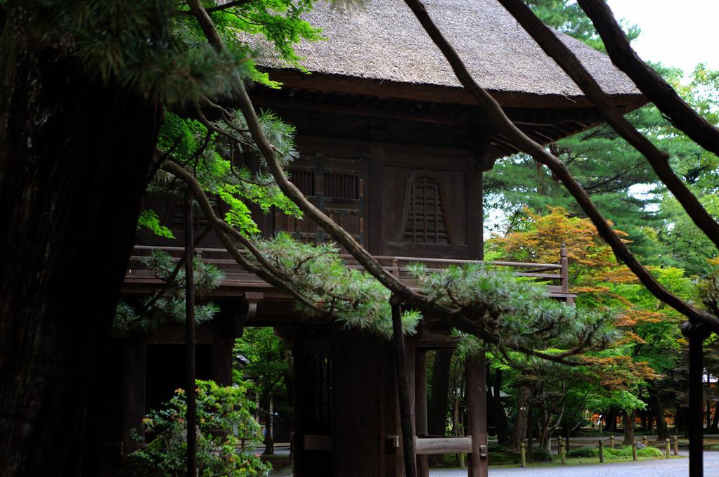 Heirin-ji Temple Scene