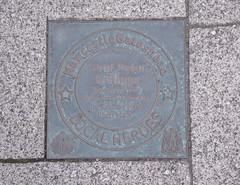Photo of Bronze plaque number 43607