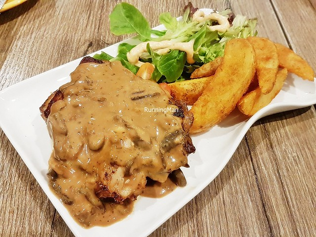 House Chicken Chop