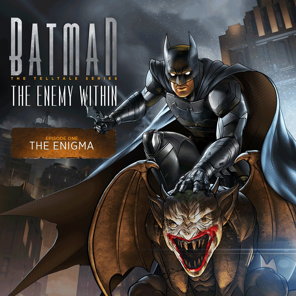 Batman: The Enemy Within – Episode 1