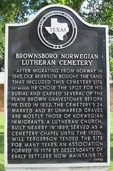 Brownsboro Norwegian Lutheran Cemetery