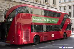 Wrightbus NRM NBFL - LTZ 1208 - LT208 - Clapton Pond 38 - Arriva - London 2017 - Steven Gray - IMG_6107