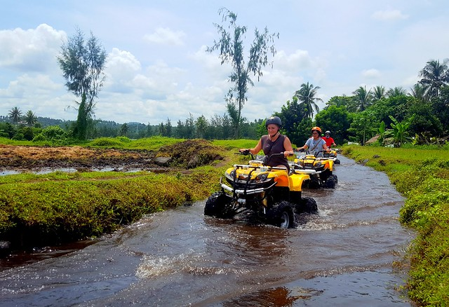 Mayon ATV Ride