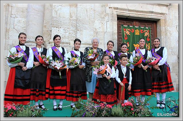 #BriviescaFiestas17 Lectura del pregón y Proclamación de las Reinas (29)