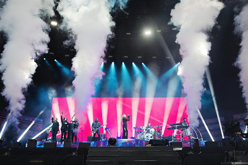 V Festival 2017 / Ellie Goulding
