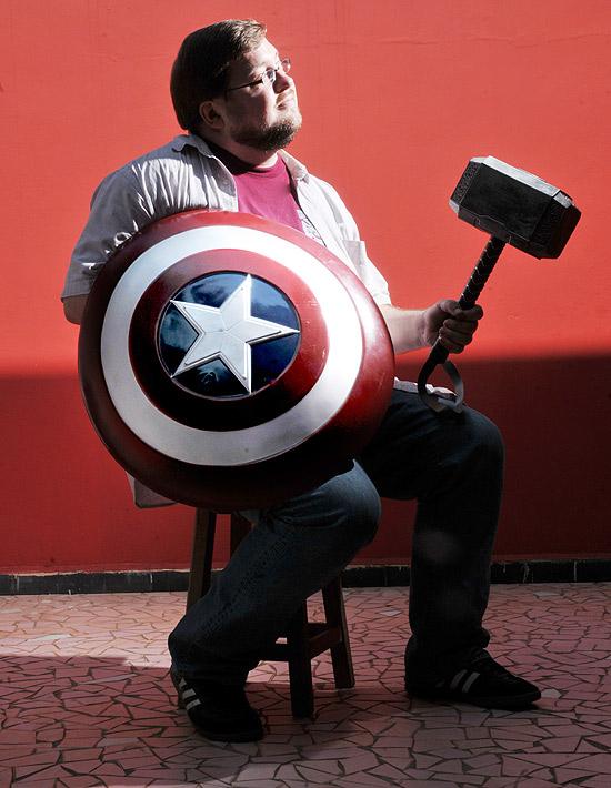 Cap-Thor CB