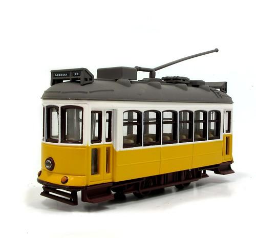 Lisbon tram