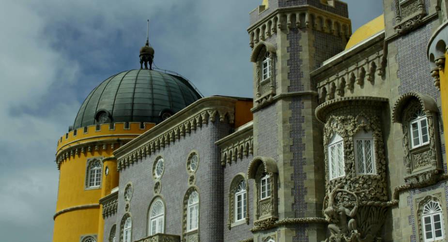 Ontdek de paleizen van Sintra, Portugal: Palacio Nacional de Pena | Mooistestedentrips.nl