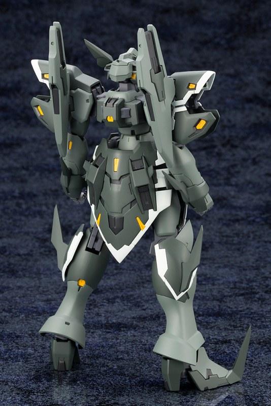 上吧奧倫!你我將共同戰至生命之火燃盡!《超級機器人大戰OG》拉福特克蘭斯.奧倫(ラフトクランズ・アウルン)組裝模型