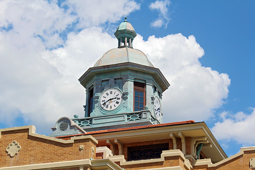 architecture courthouse museum dome cupola clock inverness florida