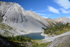 Lilian-Galatea Lakes August 2017