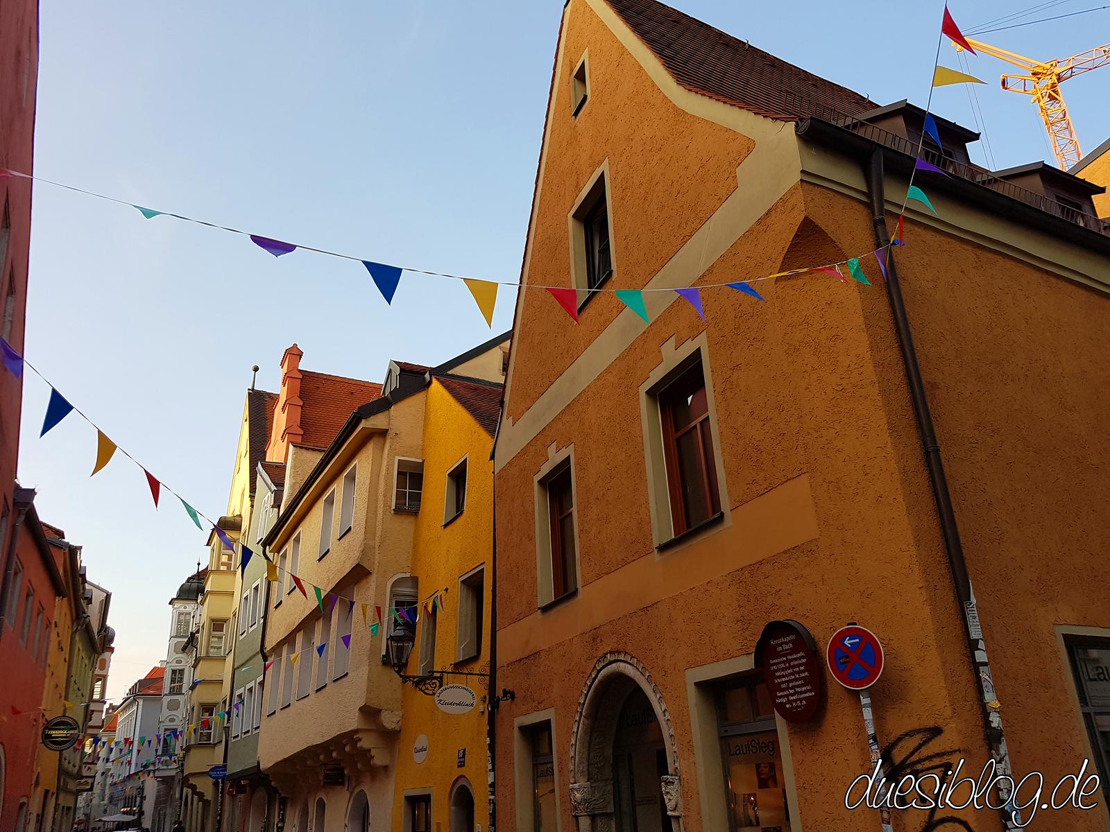 Regensburg old town Travelblog duesiblog 50