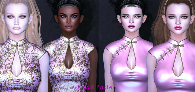 Glam Affair &Lelutka new Heads