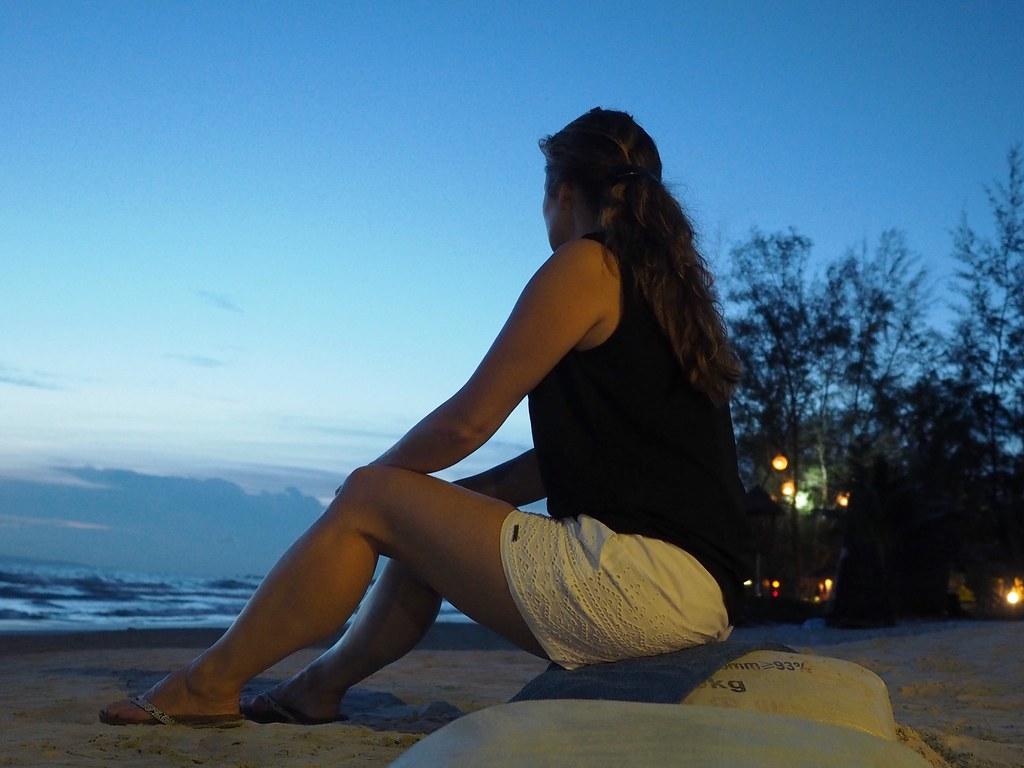 yksin matkustaminen