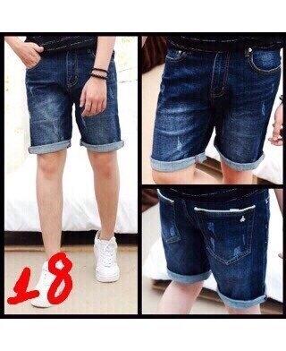 shop chuyen buon quan short jeans nam gia re