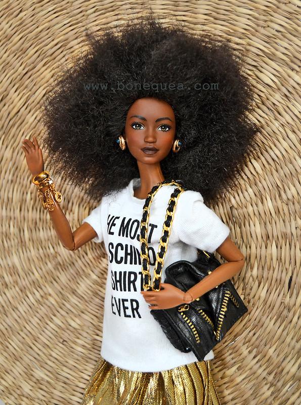 Ooak Barbie Fashionista #59 Tropi-Cutie Original