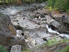 Coos Canyon Falls, Maine