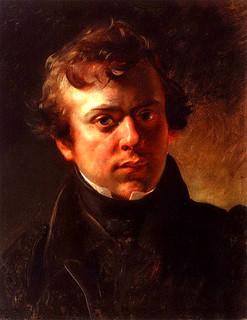 Портрет А. М. Горностаева. 1834