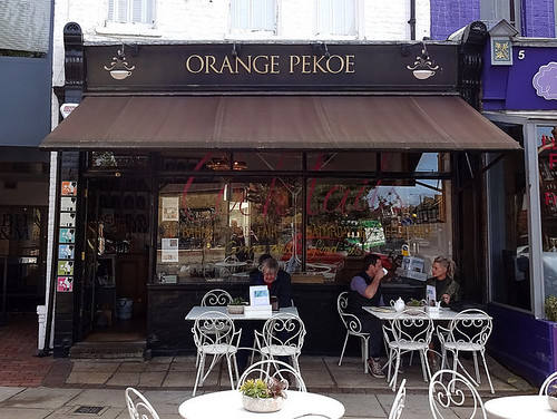 Orange Pekoe, Barnes, London SW13