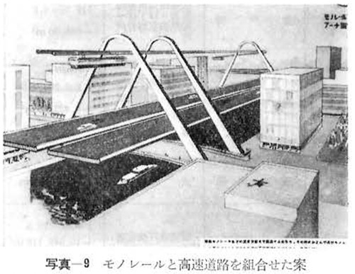 首都高速の日本橋川に架かる高架橋のデザイン等  (9)