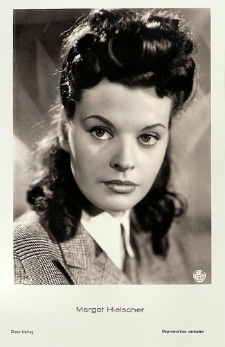 Margot Hielscher (1919-2017)