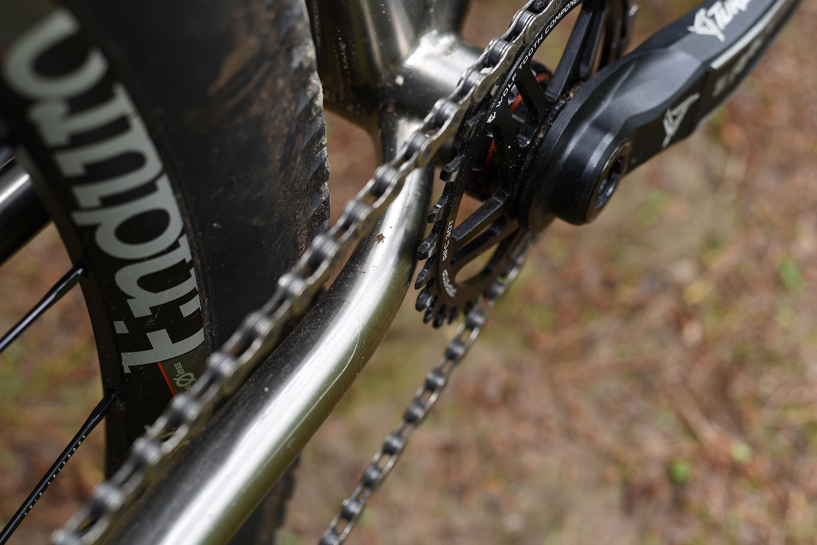 Chainring Clearance
