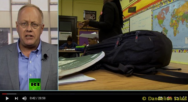 Chris Hedges: Educational Apartheid