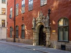 Ryningska palatset, Gamla stan (The Old Town), Stockholm