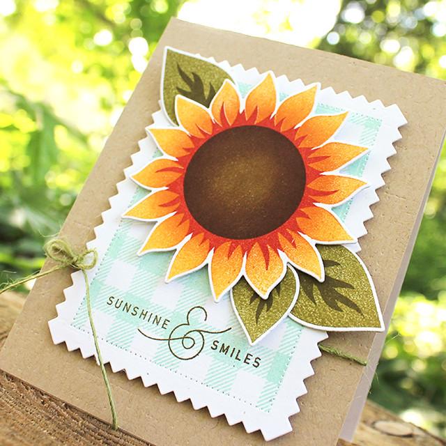 Sunshine & Smiles Card 2