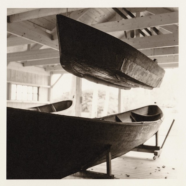 Tared boats