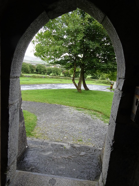 Through the Castle Door