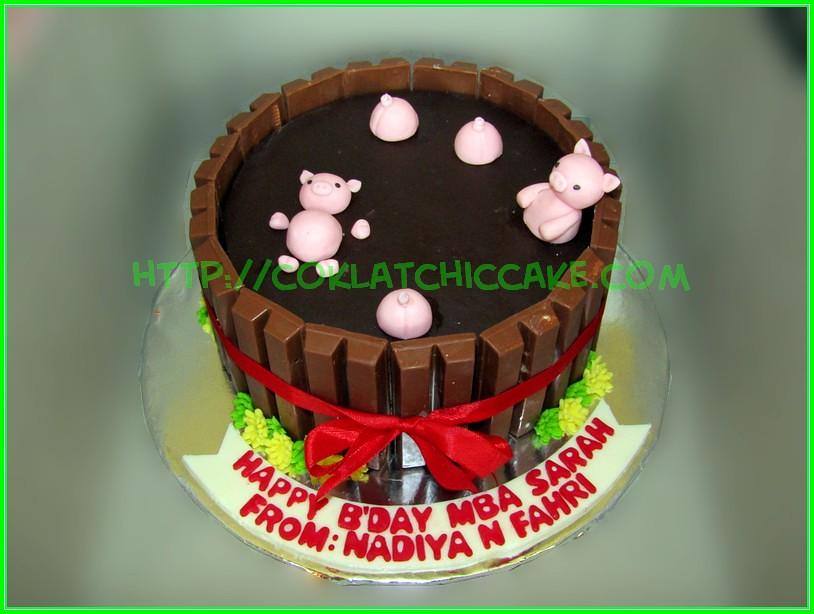 Pigies cake sarah