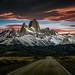 Red Sky by Valter Patrial
