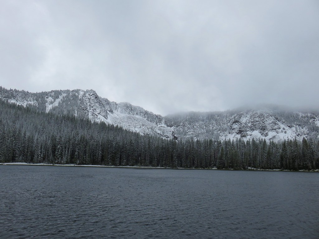 Mt. Ireland from Baldy Lake