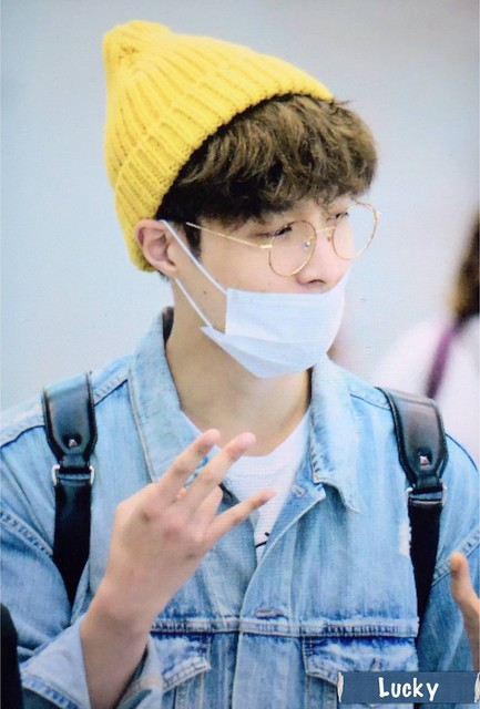 170818 Lay at Incheon Airport to Shanghai