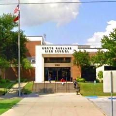 North Garland High School near Garland cosmetic dentist La Prada Family Dentistry