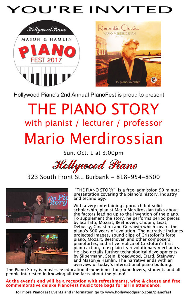 Piano Story Email