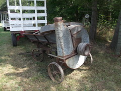 Old Baling machine?