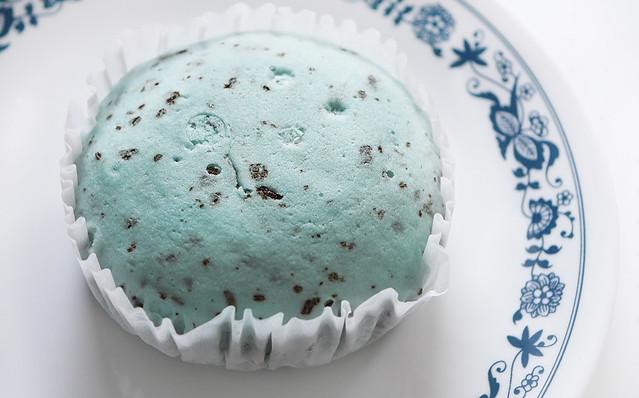 Pasco パスコ 限定 チョコミント蒸しケーキ