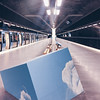 A glimpse of blue sky by Olly Denton