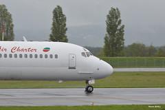 BUC4141 Bulgarian Air Charter BOJ-BSL
