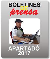 Icono boletines intercolegiados Apartadó 2017
